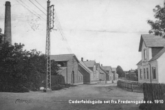 Cederfeldsgade 1910